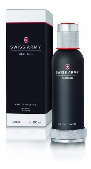Perfume Original -- Swiss Army Altitude -- Caballero 100ml