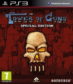 Tower Of Gunz - Lacrado Ps3