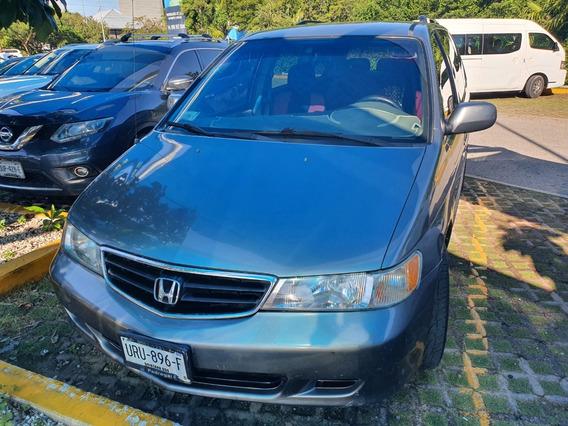 Honda Odyssey 2002, 100% Mechanico Bien! 80 Mil Pesos