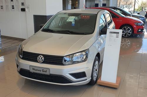 Volkswagen Gol Trend 1.6 Trendline 5 Ptas.