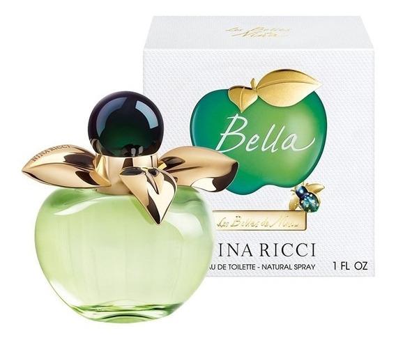 Les Belles De Nina Bella ( Verde ) 30ml Feminino + Amostra