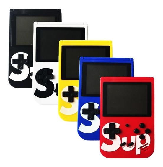 Mini Game Portátil Jogos Retro Clássico Sup Console Av Tv