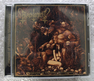 Black Torment - Catacomb Of Blinding Blasphemies (cd) Nuevo