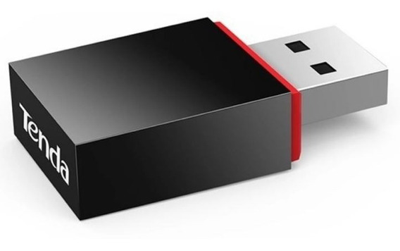 Wifi Usb Nano Adaptador Wi-fi Wireless Compacto Tenda U3 2.0