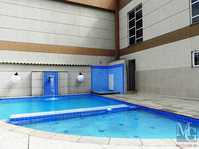 Apartamento São Bento Parque Fluminense Com Infraestrutura - Ap00024 - 32951000