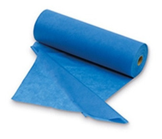 Rollo De Tela Azul Para Camillas