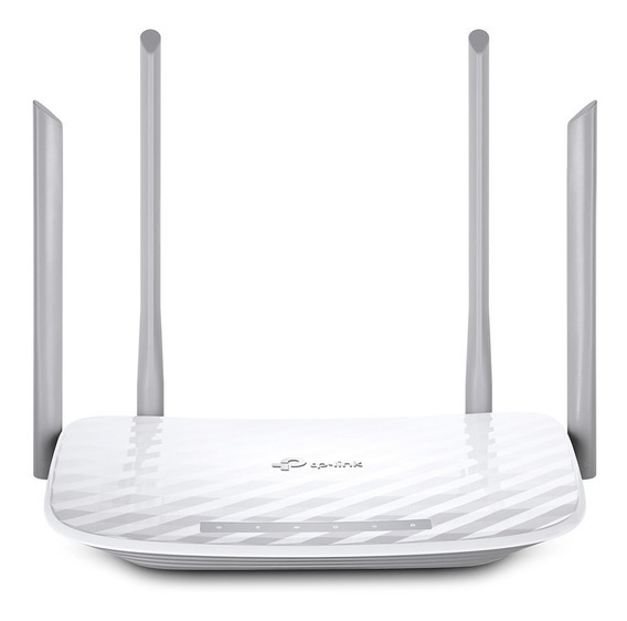 Roteador Wifi Dual Band Gigabit Tp-link Archer C5 Ac1200 +nf
