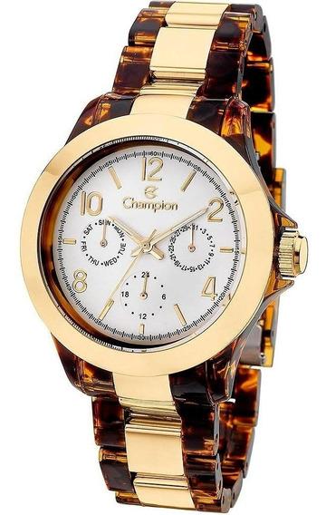 Relógio Champion Sport Cp30146s Multi-função