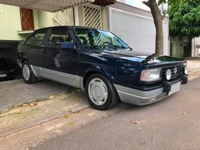 Volkswagen Gol Gti 1988/1989 Azul Mônaco