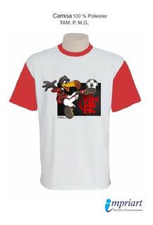 Camisa Time Flamengo - Urubu Mascote
