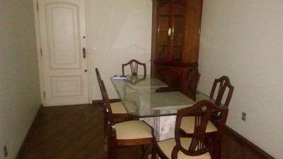 Apartamento Em José Menino, Santos/sp De 90m² 2 Quartos Para Locação R$ 2.500,00/mes - Ap220990