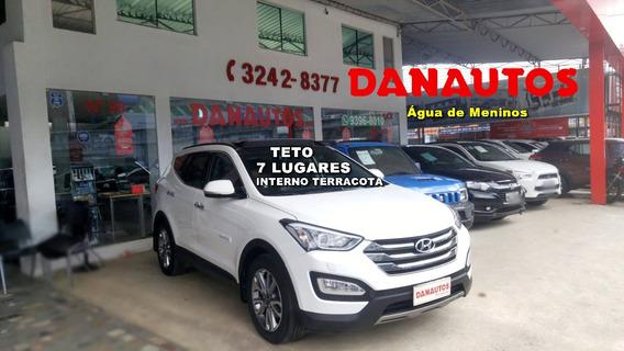 Santa Fé 3.3 V6 4x4 7l Automática Gasolina 2015