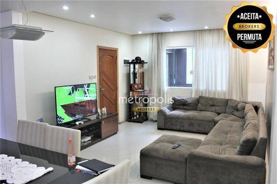 Casa Com 3 Dormitórios À Venda, 146 M² Por R$ 780.000,00 - Boa Vista - São Caetano Do Sul/sp - Ca0344