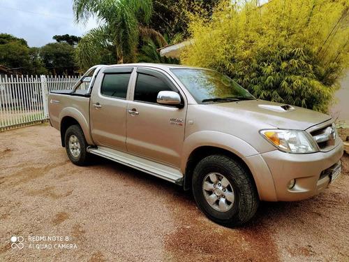 Toyota Hilux 2006 3.0 Srv Cab. Dupla 4x4 4p