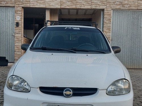 Chevrolet Corsa Classic 2008 1.0 Life Flex Power 4p