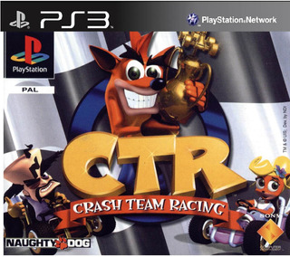 Crash Team Racing ( Classic Ps1) Ps3