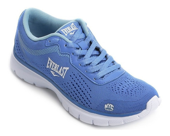 Tênis Everlast Flashlight - Azul - Caminhada