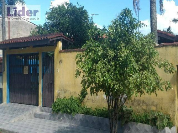 Casa Residencial À Venda, Jardim Britânia, Caraguatatuba - . - Ca0132