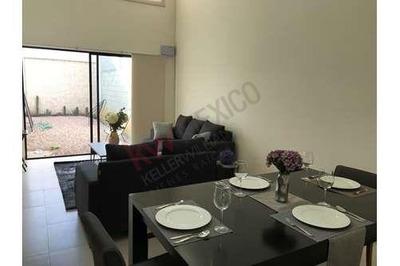 Casa En Renta Amueblada Altania Residencial, Villa De Pozos, Zona Industrial.