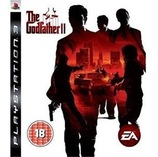 The Godfather Ii Ps3 Nuevo Envio Gratis