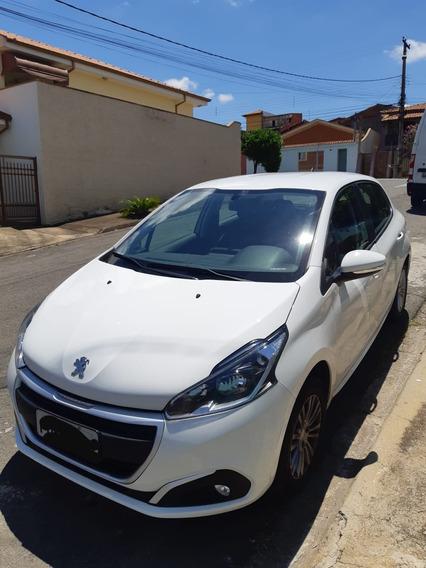 Peugeot 208 1.2 Active Flex 5p 2017
