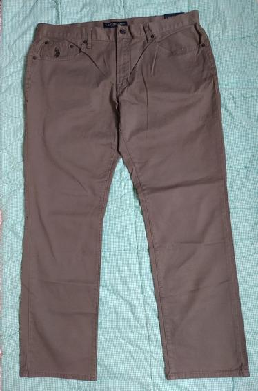 Pantalón De Caballero Talla 38 X 30 Marca Polo Assn