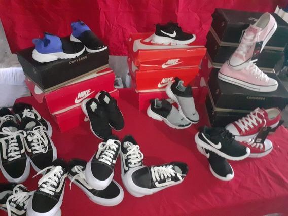 Zapatillas Converse Y Vans