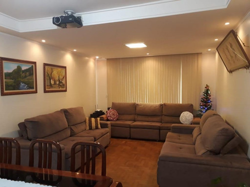 Imagem 1 de 13 de Apartamento Com 3 Dormitórios À Venda, 129 M² Por R$ 690.000,00 - Tatuapé - São Paulo/sp - Ap2907