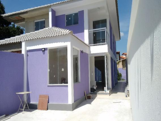 Casa Primeira Locação 4 Quartos Com Suíte Em Piratininga - Ca00070 - 33331904