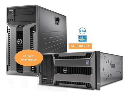 Servidor Dell Poweredge T610  Hd 1.2tb  32gb