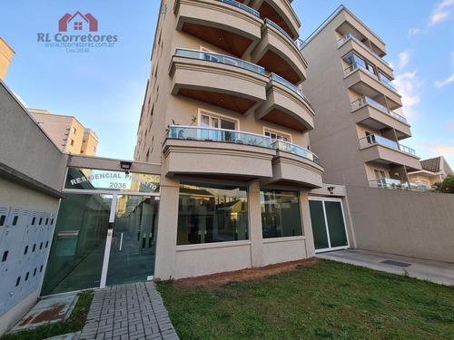 Apartamento Para Venda Em Curitiba, Portão, 2 Dormitórios, 1 Suíte, 2 Banheiros, 1 Vaga - Ap058_1-1737287