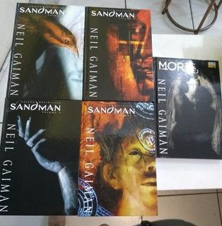 Sandman Edição Definitiva + Morte + 7 Edições Especiais