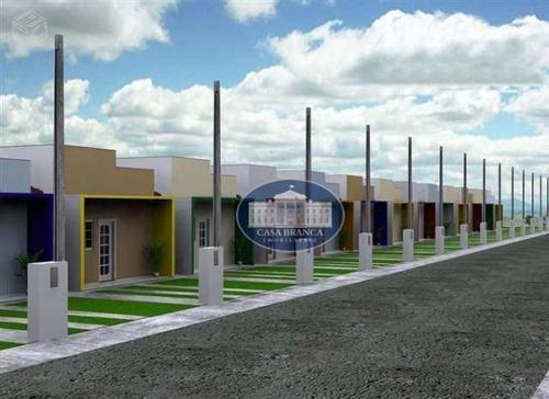 Imagem 1 de 7 de Casa Com 2 Dormitórios À Venda, 49 M² Por R$ 155.000,00 - Morada Dos Nobres - Araçatuba/sp - Ca1023