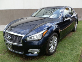 Infiniti Q70 2017 3.7 Seduction At