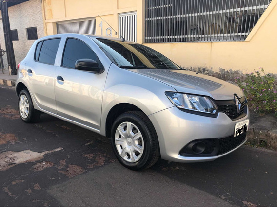 Renault Sandero 1.0 16v Authentique Hi-flex 5p 2017