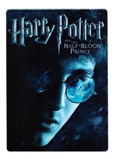 Harry Potter Misterio Del Principe 6 Steelbook Pelicula Dvd