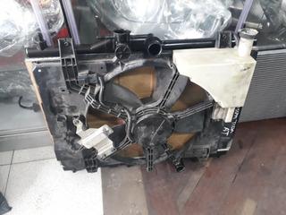 Pacha Radiadores Nissan Tiida