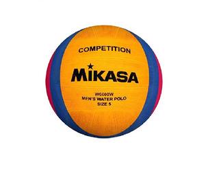 Balon Mikasa Waterpolo # 5 Competition Hombres/ Mens W6600w