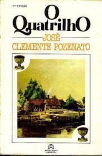 Livro O Quatrilho José Clemente Pozenato