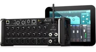 Consola Digital De 18 Canales Behringer Xr18 Air Pc 6 Cuotas