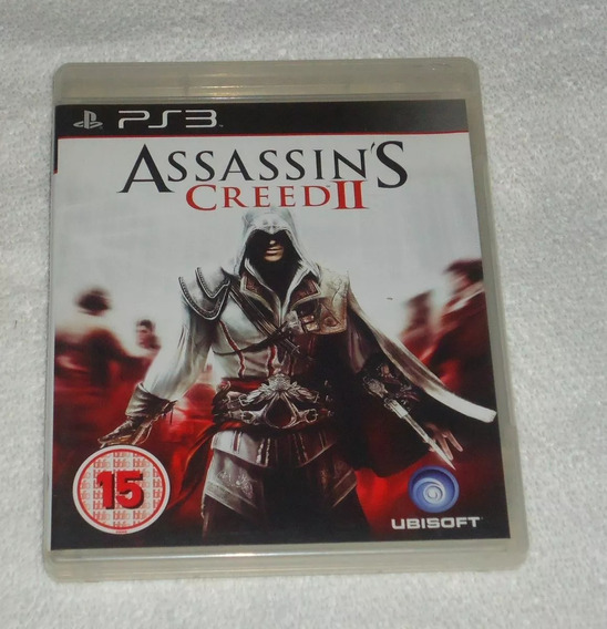 Assassins Creed 2 R2 Ps3 ** Leia