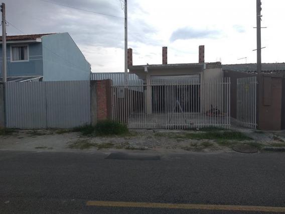 Casa Para Venda Em Pinhais, Maria Antonieta, 2 Dormitórios, 1 Suíte, 4 Banheiros, 1 Vaga - 3138_1-684157