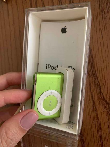 iPod Shuffle 1gb Verde