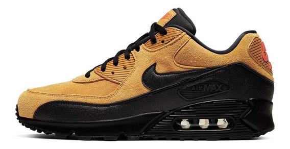 Tênis Nike Air Max 90 Essential Sneakers Originial E Novo