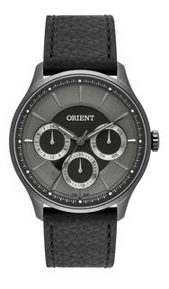Relógio Orient Masculino Pulseira De Couro Myscm002 G1px