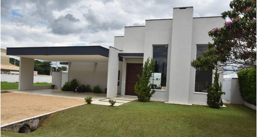 Casa Com 4 Dormitórios À Venda, 360 M²  - Condomínio Parque Ytu Xapada - Itu/sp - 14651
