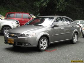Chevrolet Optra Advance At 1800cc 4p