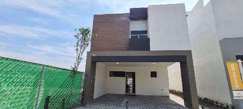 Imagen 1 de 23 de Casa Sola En Venta En Moderno Apodaca Ii, Apodaca, Nuevo León