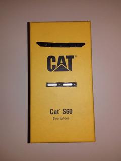 Botões Do Smartphone Caterpillar Modelo Cat S60