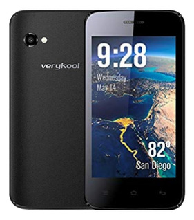 Teléfono Celular Barato Verykool S4005 Android Doble Sim